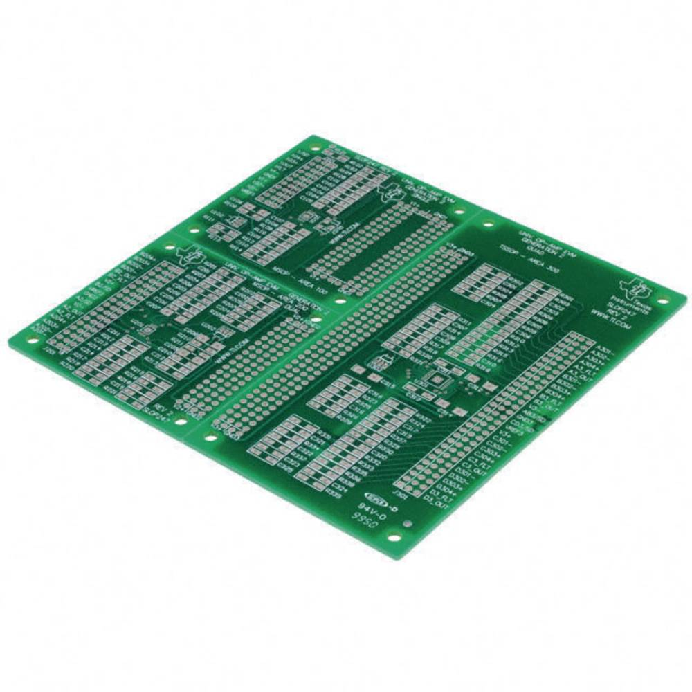 Plošča za tiskano vezje (neopremljena) Texas Instruments OPAMPEVM-MSOPTSSOP