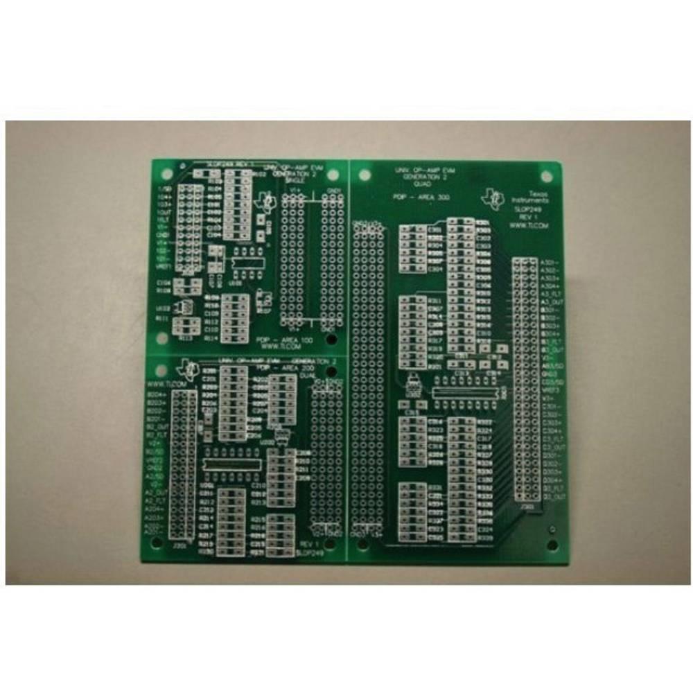 Plošča za tiskano vezje (neopremljena) Texas Instruments OPAMPEVM-PDIP
