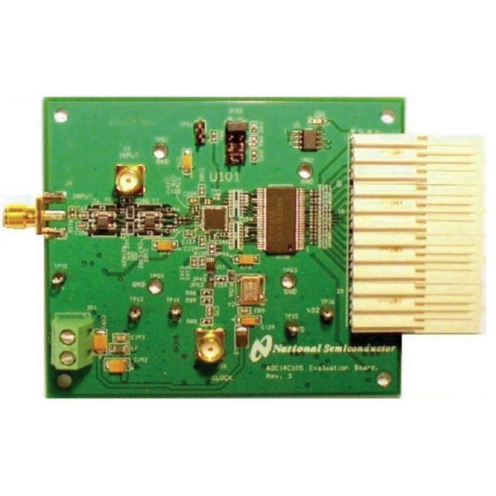 Razvojna plošča Texas Instruments ADC12C105EB/NOPB