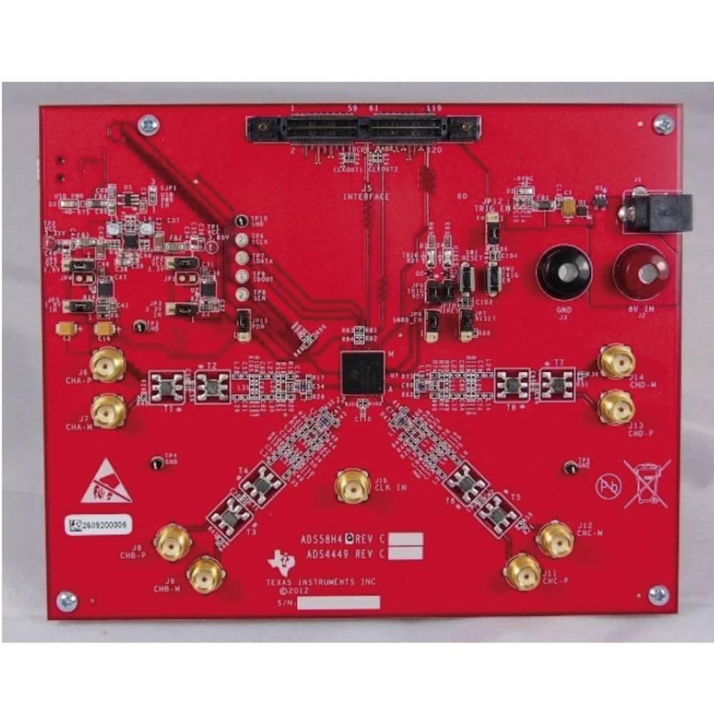 Razvojna plošča Texas Instruments ADS58H40EVM