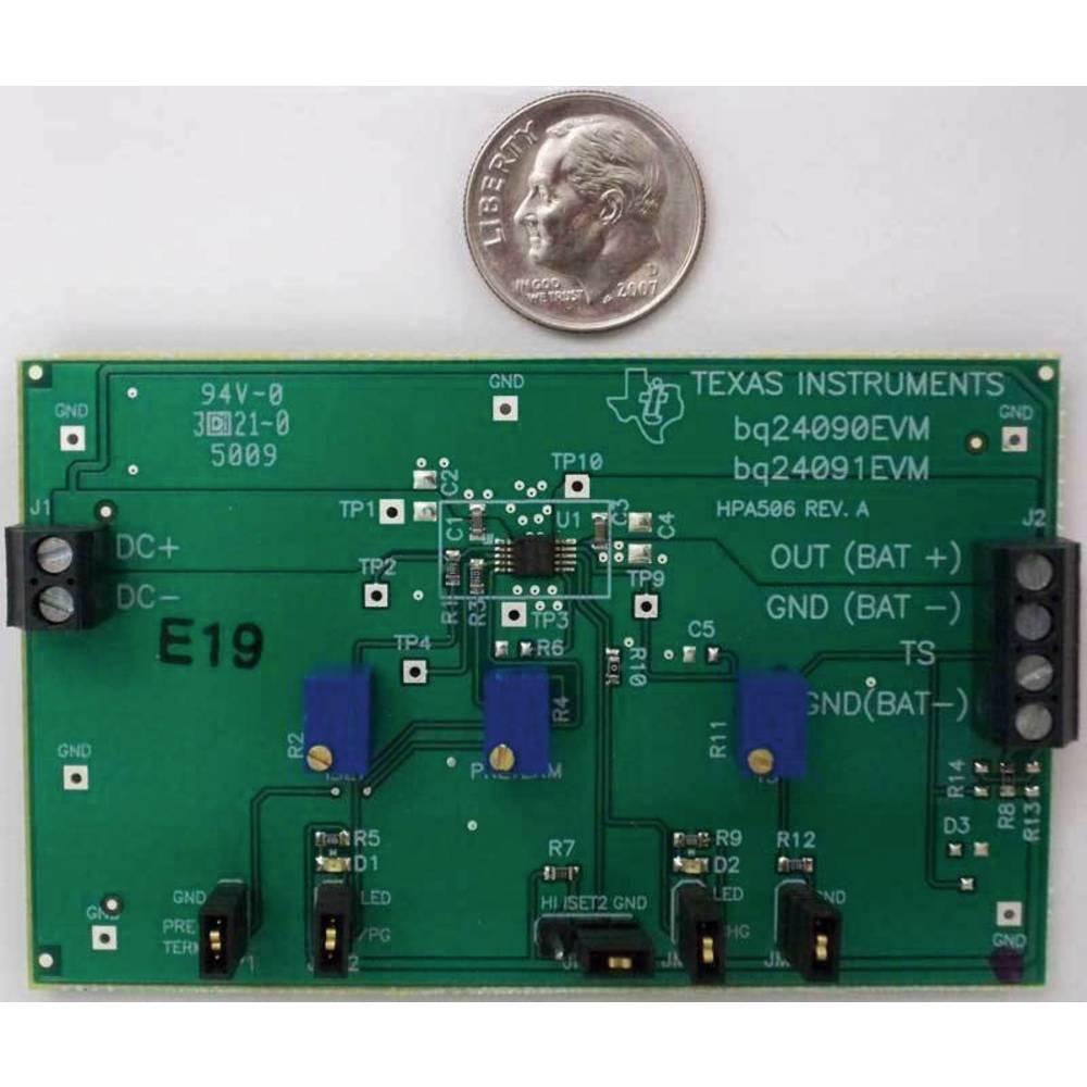 Razvojna plošča Texas Instruments BQ24091EVM