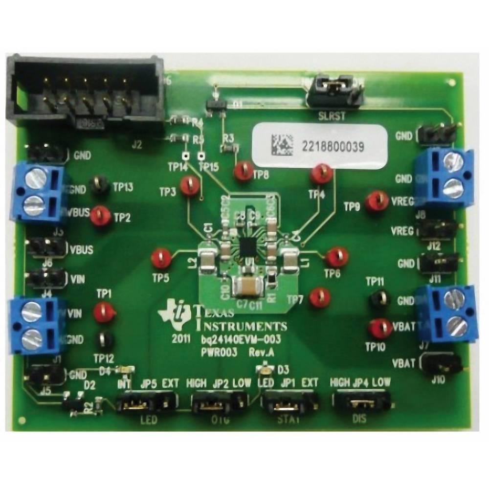 Razvojna plošča Texas Instruments BQ24140EVM-003