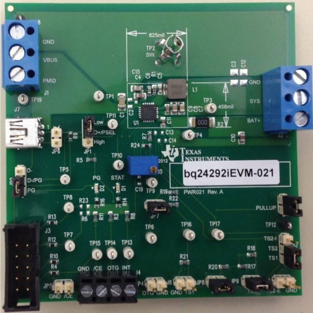 Razvojna plošča Texas Instruments BQ24292IEVM-021