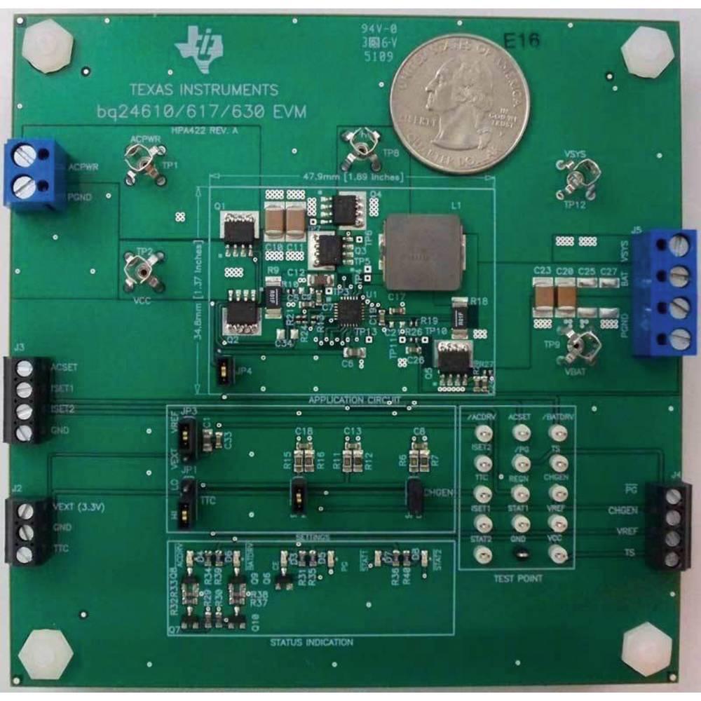 Razvojna plošča Texas Instruments BQ24616EVM