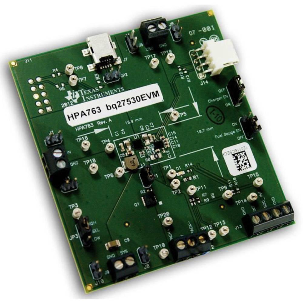 Razvojna plošča Texas Instruments BQ27530EVM