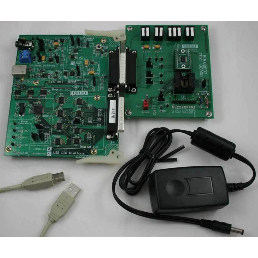 Razvojna plošča Texas Instruments BUF08832EVM