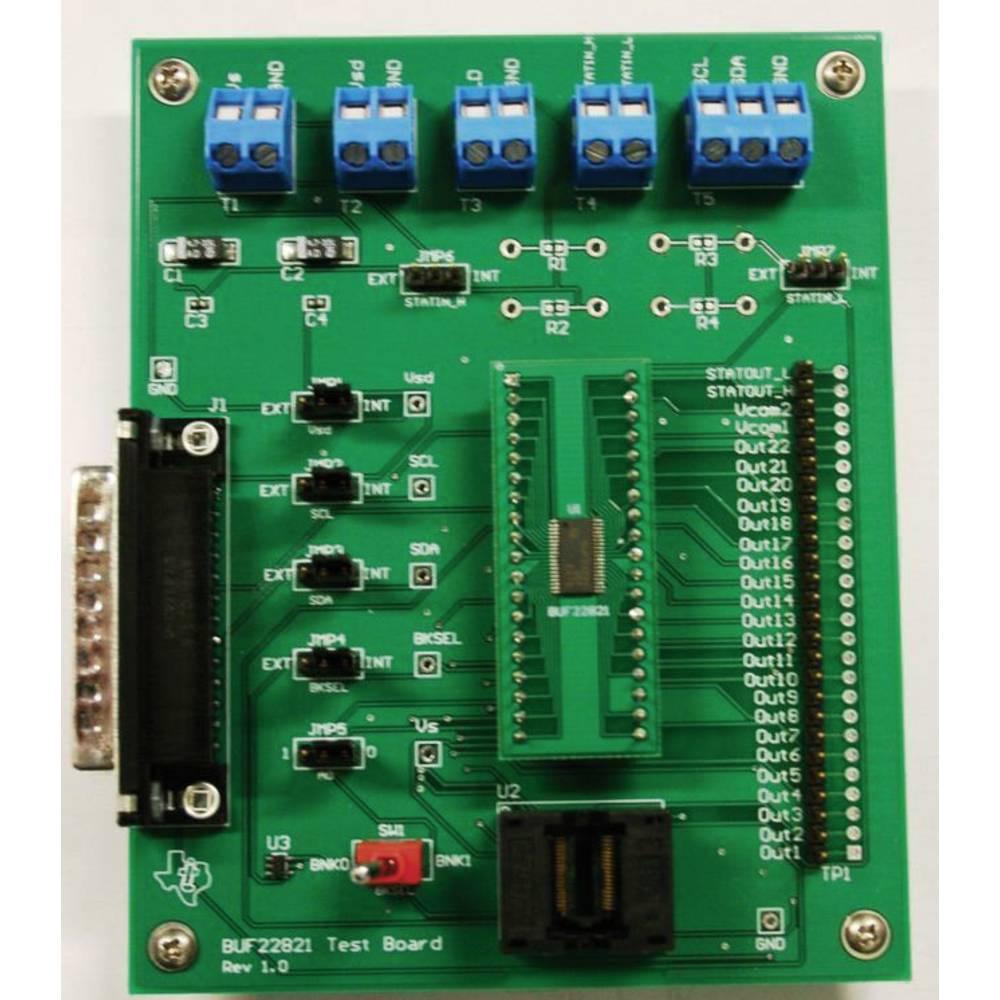 Razvojna plošča Texas Instruments BUF22821EVM-USB