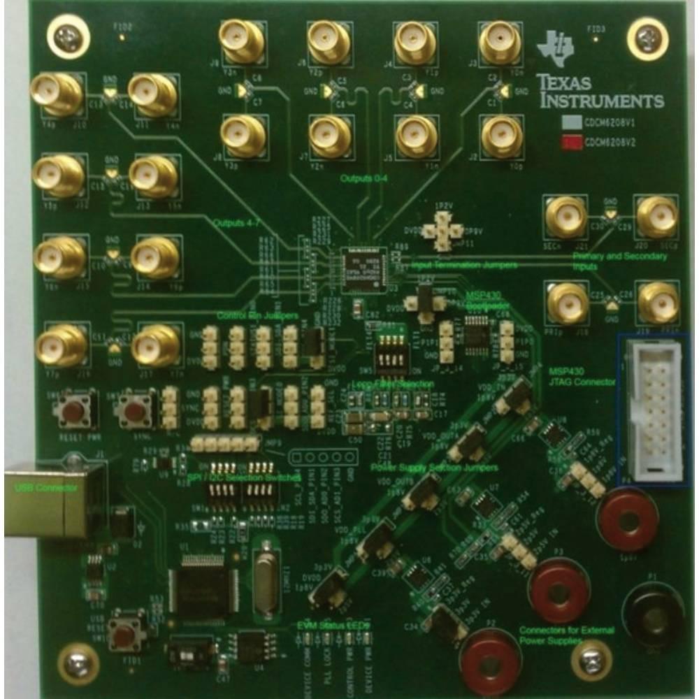 Razvojna plošča Texas Instruments CDCM6208V2EVM