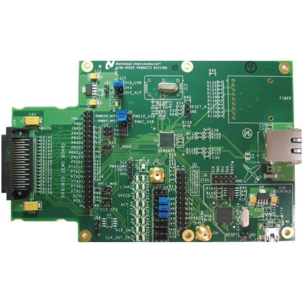 Razvojna plošča Texas Instruments DP83620-EVK/NOPB