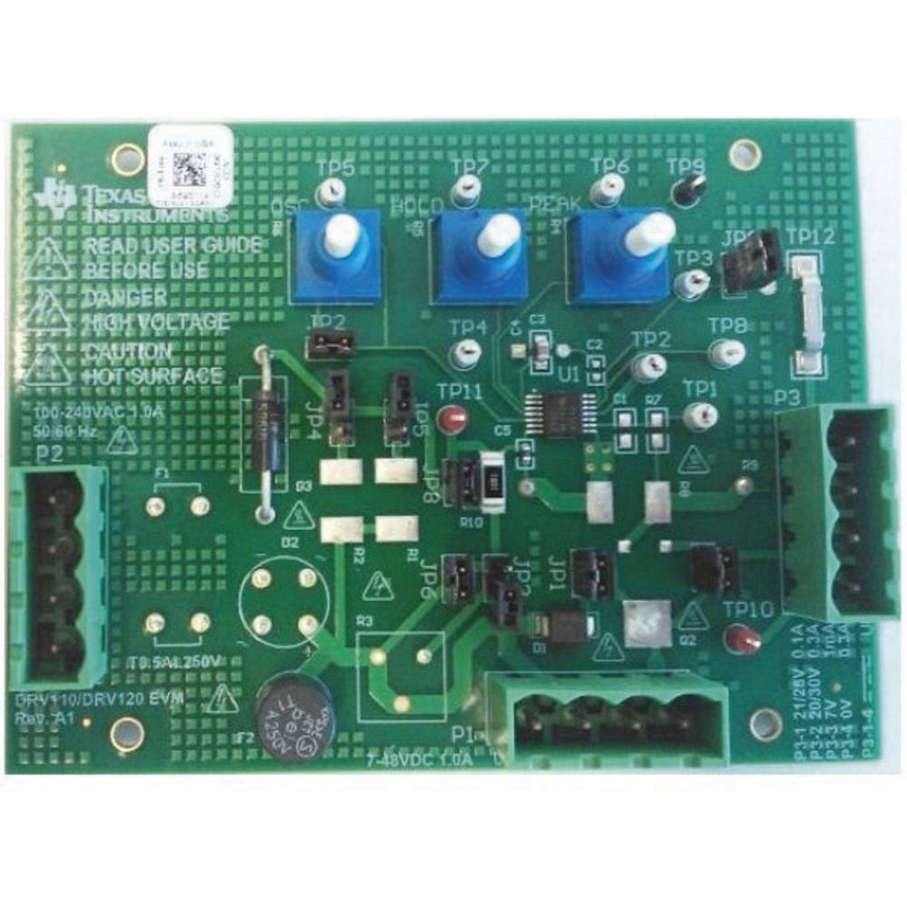Razvojna plošča Texas Instruments DRV120EVM