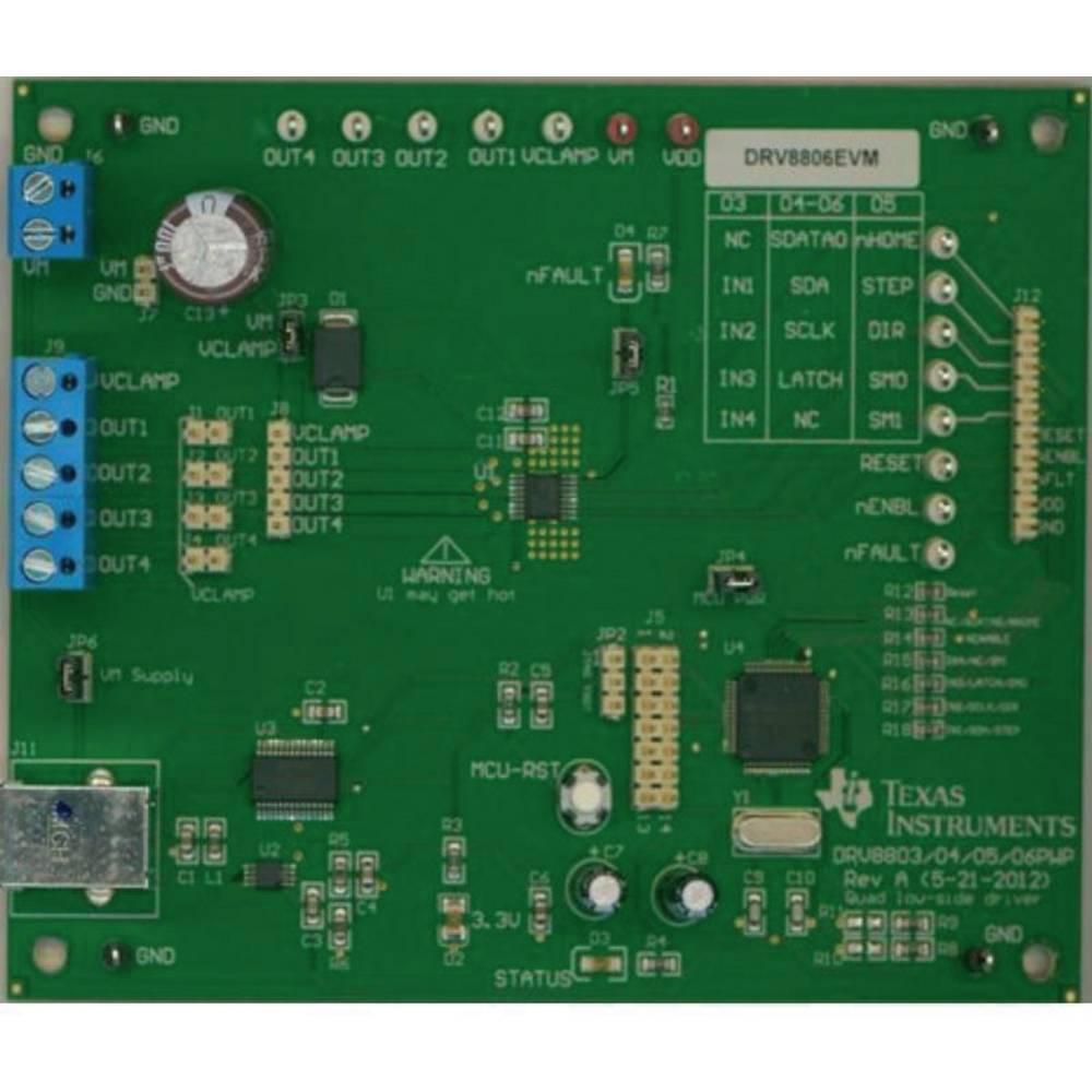 Razvojna plošča Texas Instruments DRV8806EVM