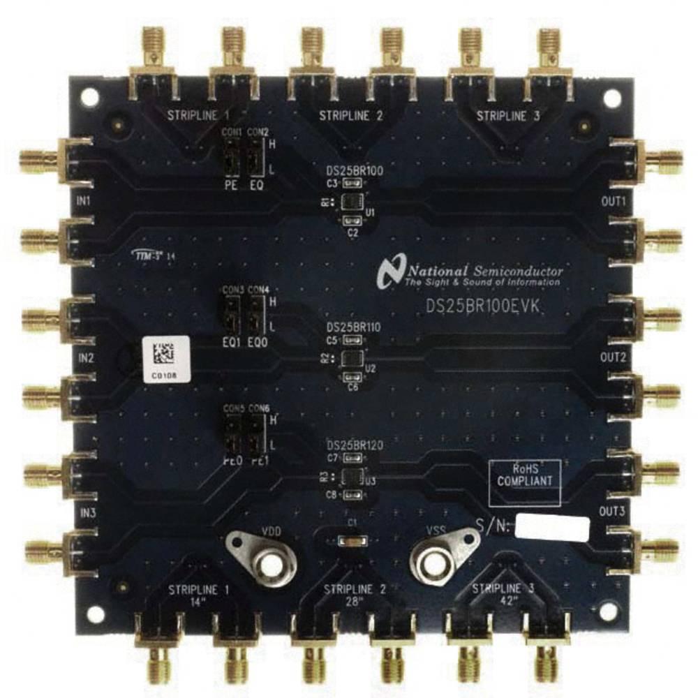 Razvojna plošča Texas Instruments DS25BR100EVK/NOPB