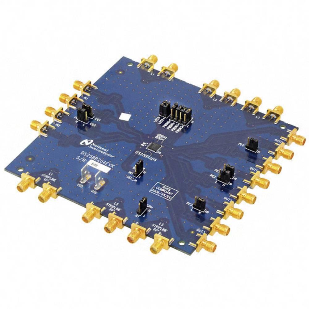 Razvojna plošča Texas Instruments DS25BR204EVK/NOPB