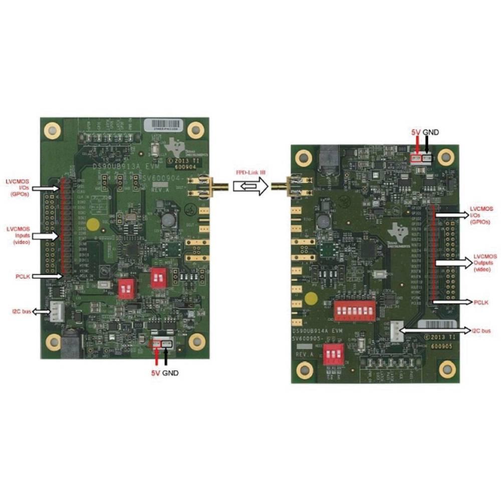 Razvojna plošča Texas Instruments DS90UB913A-CXEVM