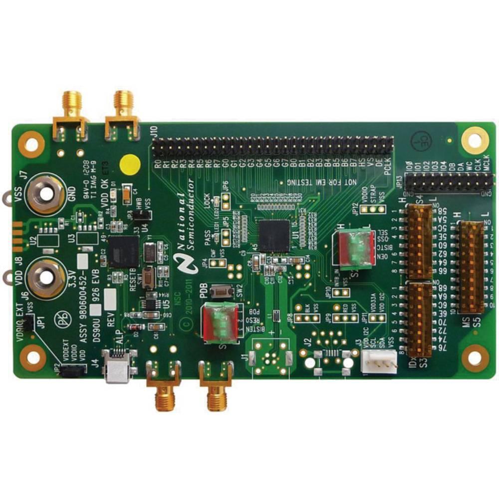 Razvojna plošča Texas Instruments DS90UB926QSEVB/NOPB