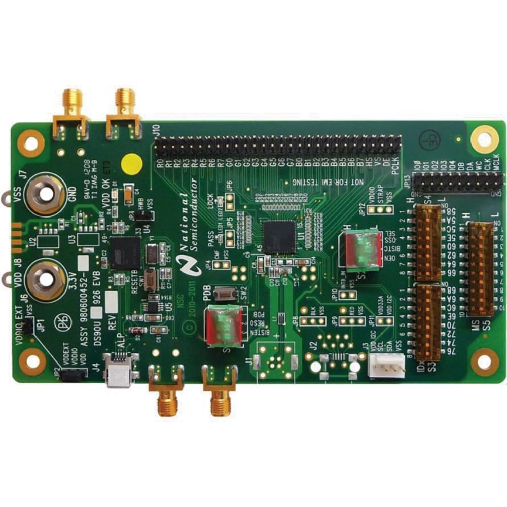 Razvojna plošča Texas Instruments DS90UH926QSEVB/NOPB