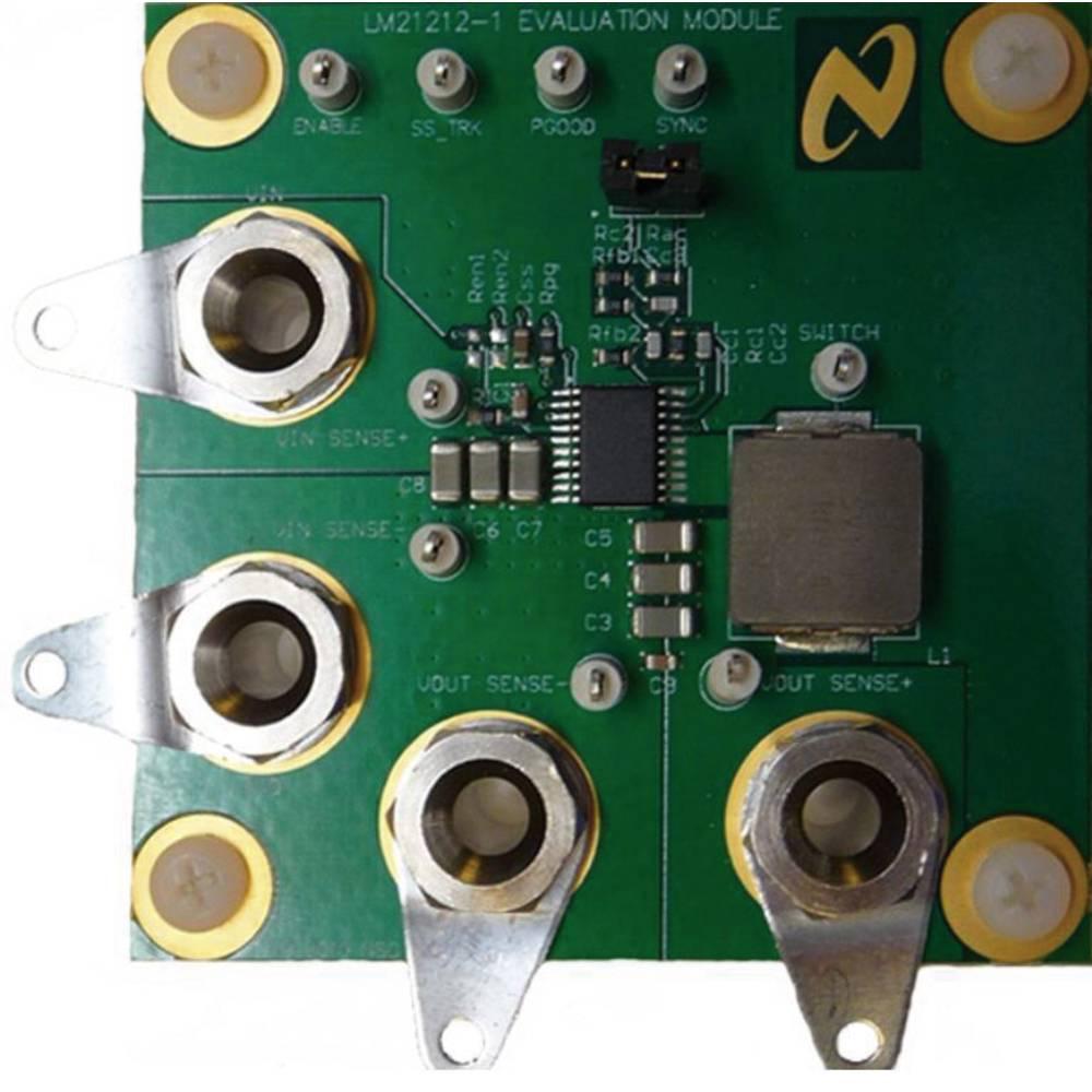 Razvojna plošča Texas Instruments LM21212-1EVM/NOPB