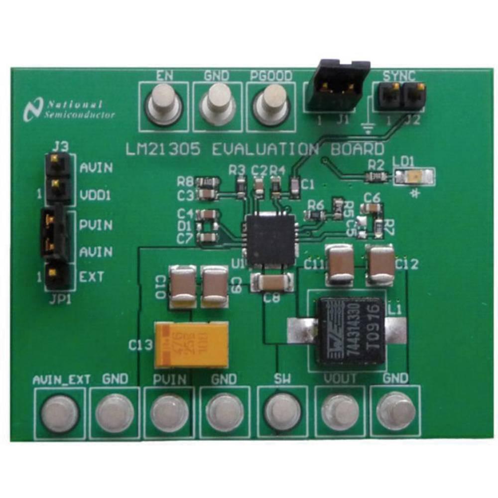 Razvojna plošča Texas Instruments LM21305EVM/NOPB