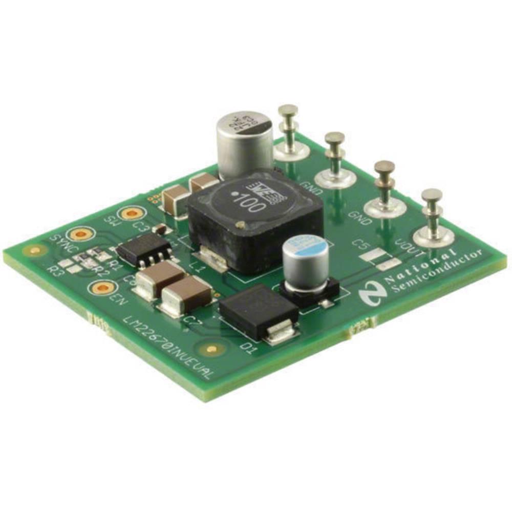 Razvojna plošča Texas Instruments LM22670INVEVAL/NOPB