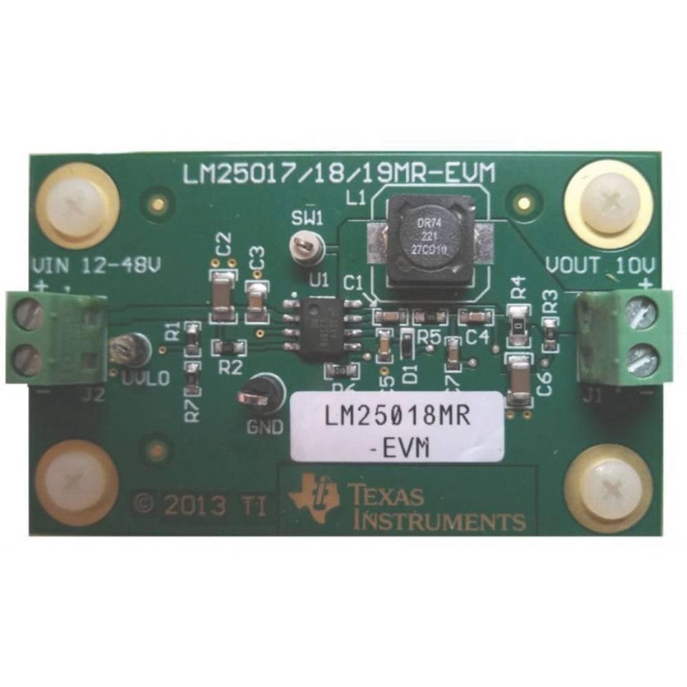 Razvojna plošča Texas Instruments LM25018MR-EVM