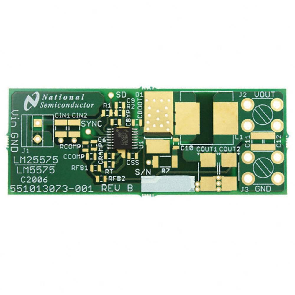 Razvojna plošča Texas Instruments LM25575BLDT/NOPB