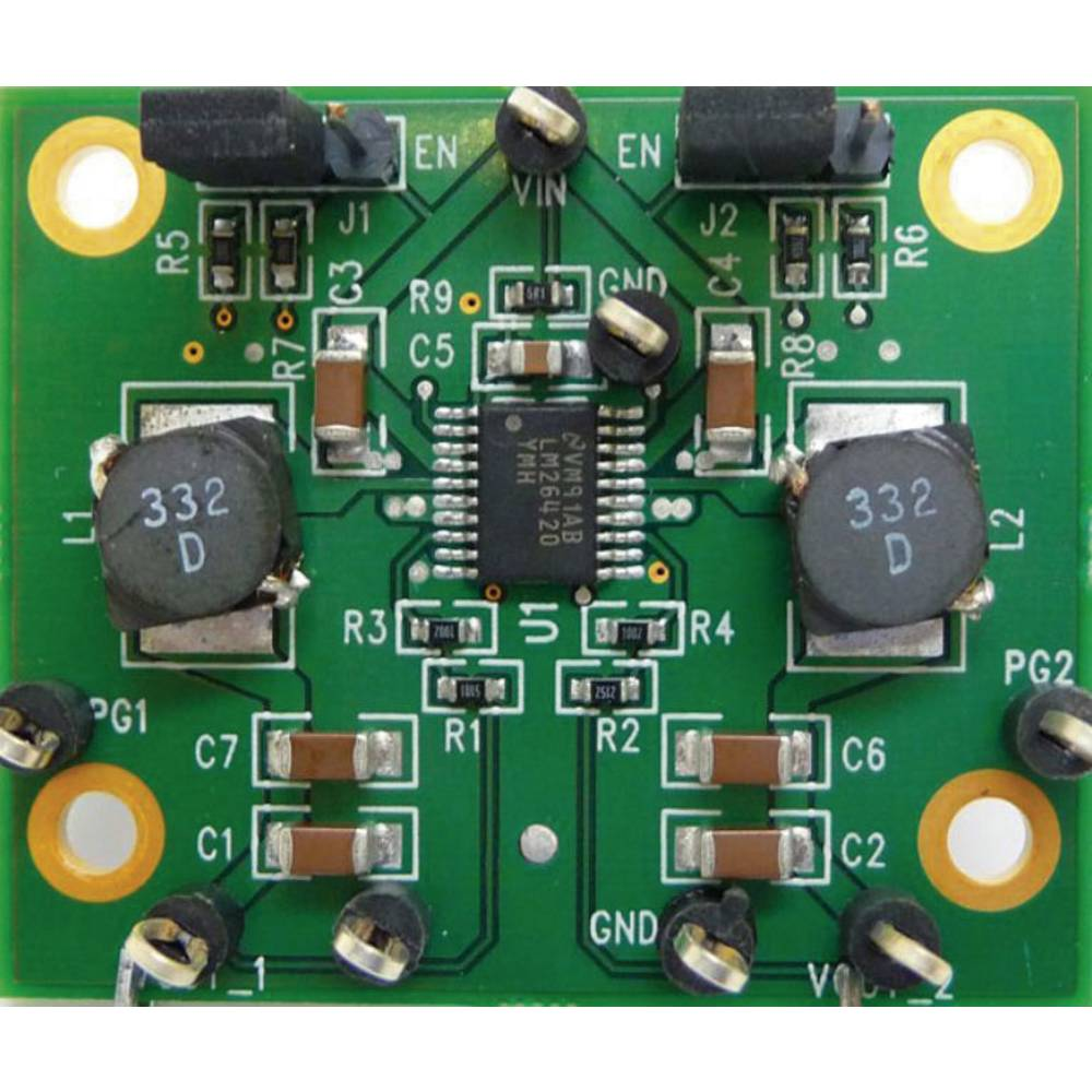 Razvojna plošča Texas Instruments LM26420YMHEVAL/NOPB