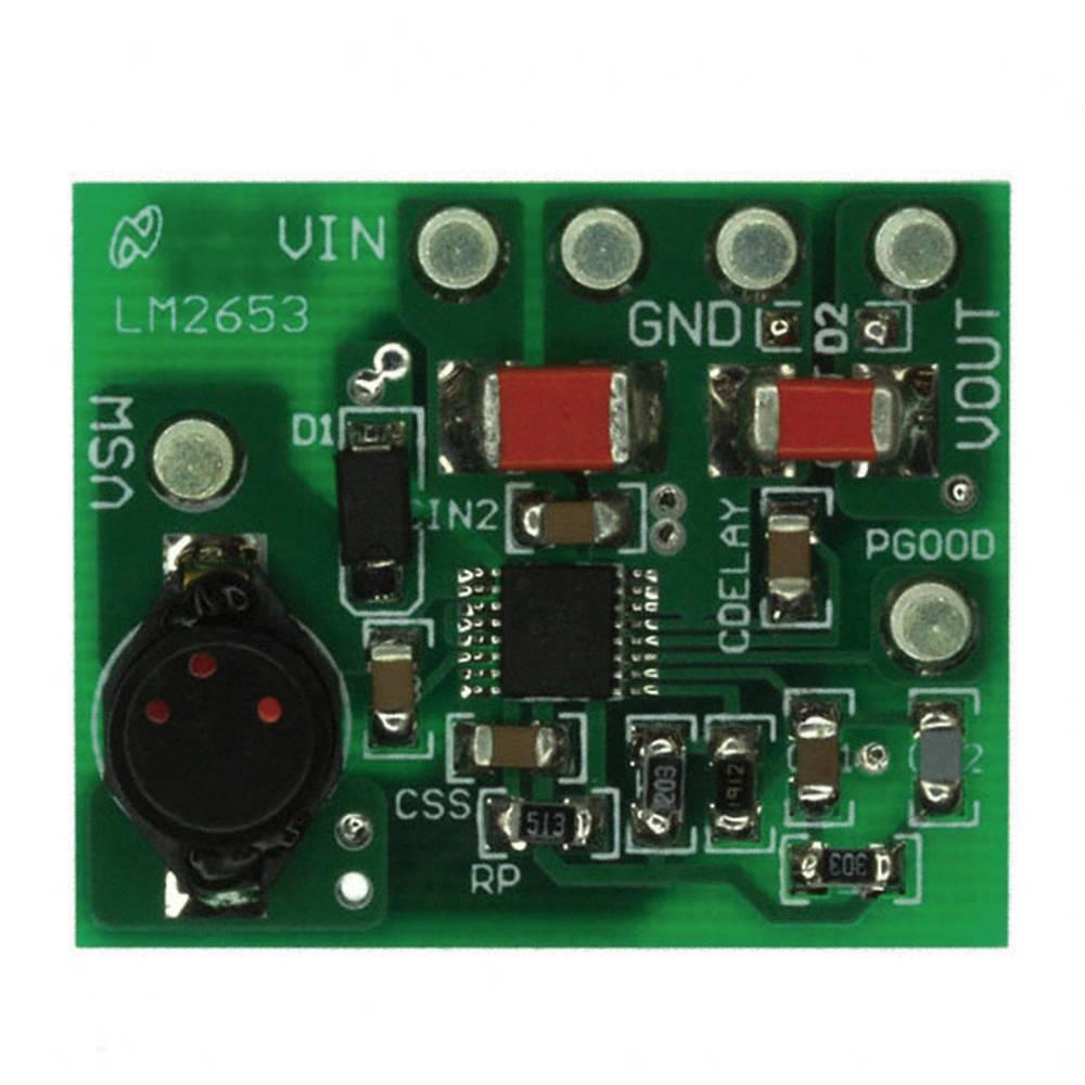 Razvojna plošča Texas Instruments LM2653-ADJEVAL
