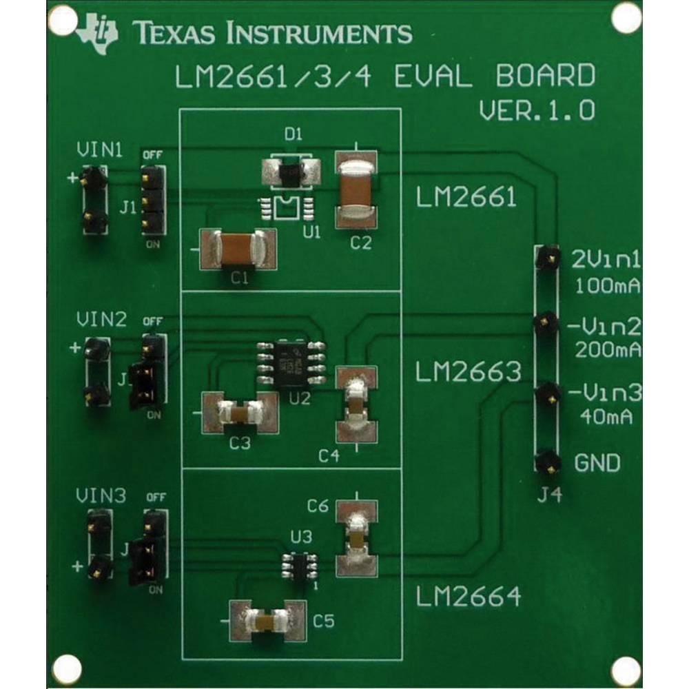 Razvojna plošča Texas Instruments LM2661/3/4EVAL/NOPB