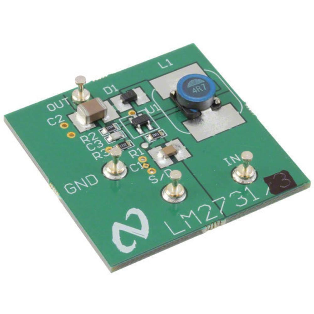 Razvojna plošča Texas Instruments LM2731YEVAL/NOPB