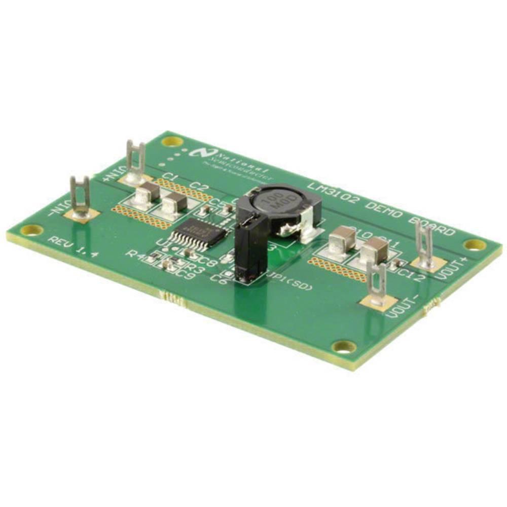 Razvojna plošča Texas Instruments LM3102EVAL/NOPB