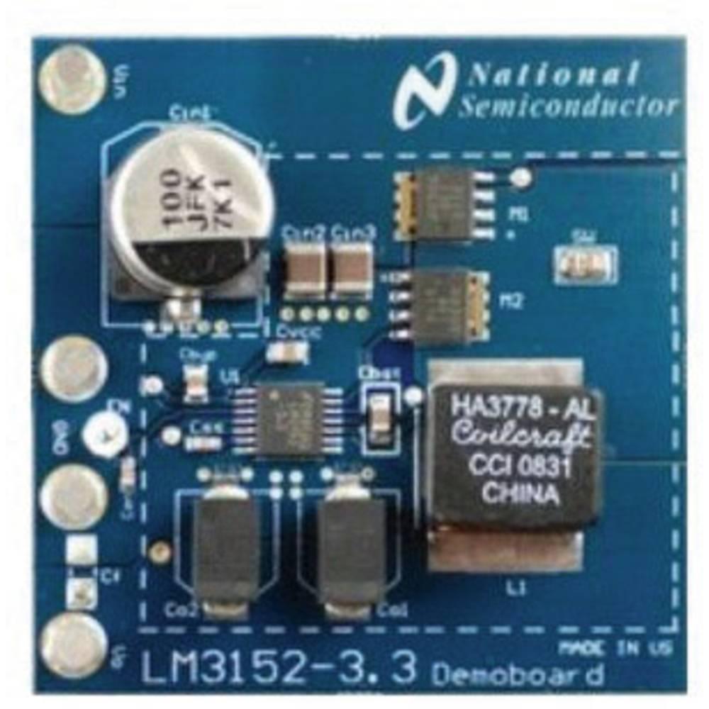 Razvojna plošča Texas Instruments LM3152-3.3DEMO