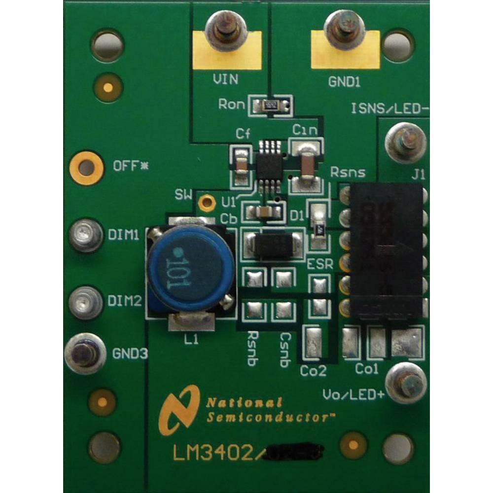 Razvojna plošča Texas Instruments LM3402EVAL/NOPB