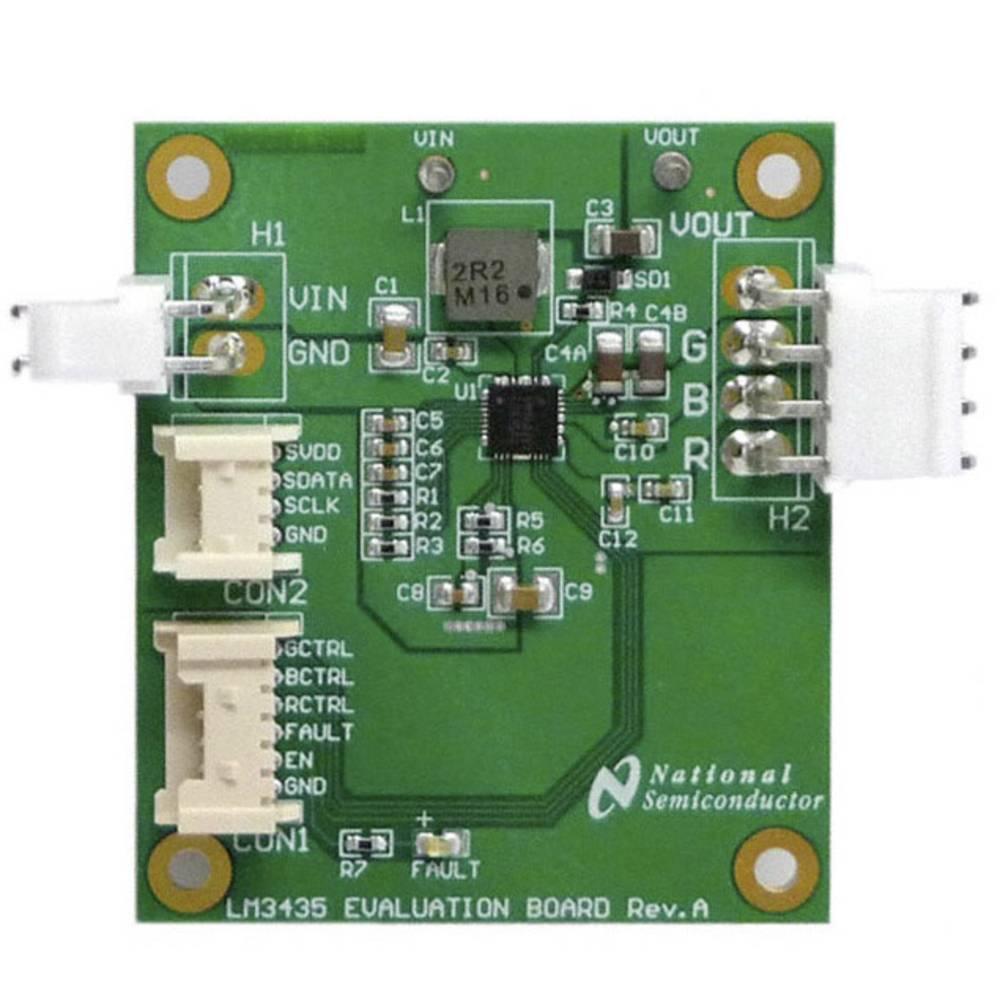 Razvojna plošča Texas Instruments LM3435EVAL/NOPB