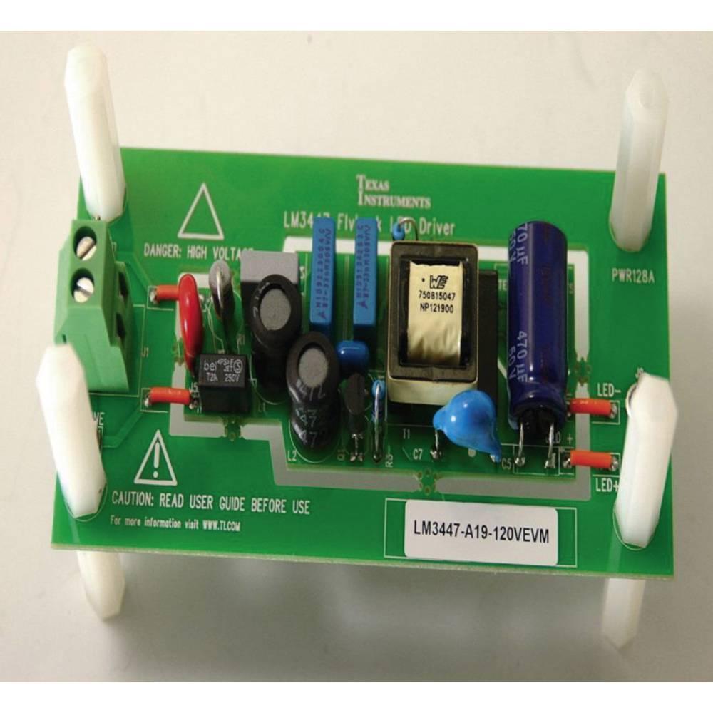 Razvojna plošča Texas Instruments LM3447-A19-120VEVM