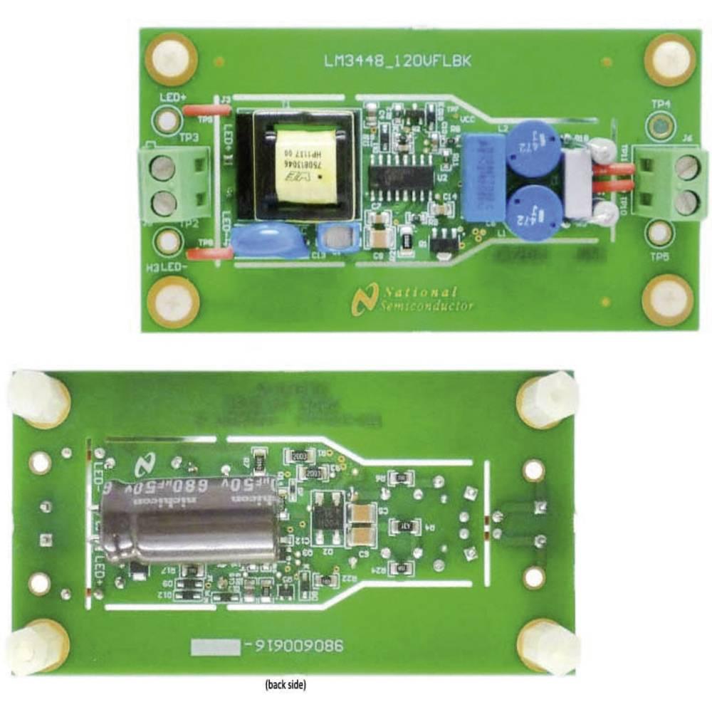 Razvojna plošča Texas Instruments LM3448-120VFLBK/NOPB