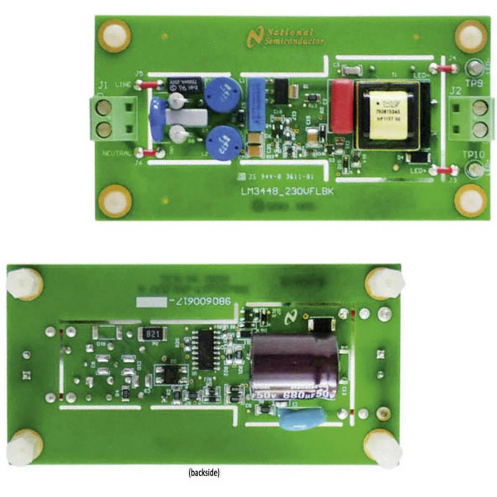 Razvojna plošča Texas Instruments LM3448-230VFLBK/NOPB