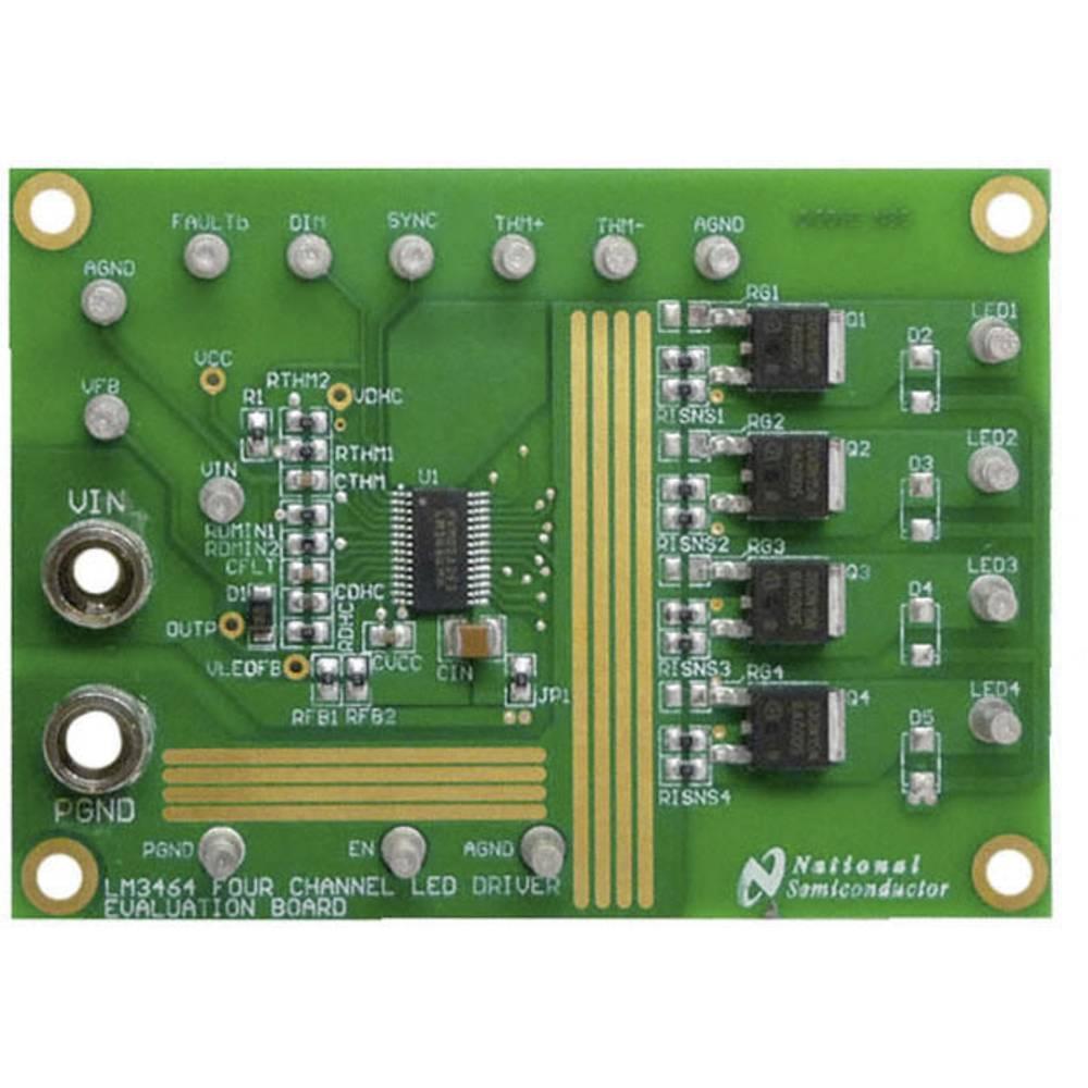 Razvojna plošča Texas Instruments LM3464AEVAL/NOPB