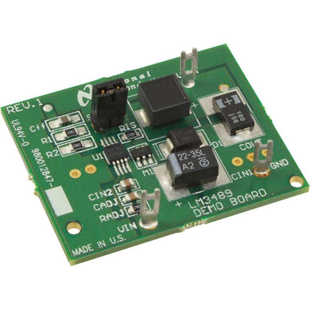 Razvojna plošča Texas Instruments LM3489EVAL/NOPB