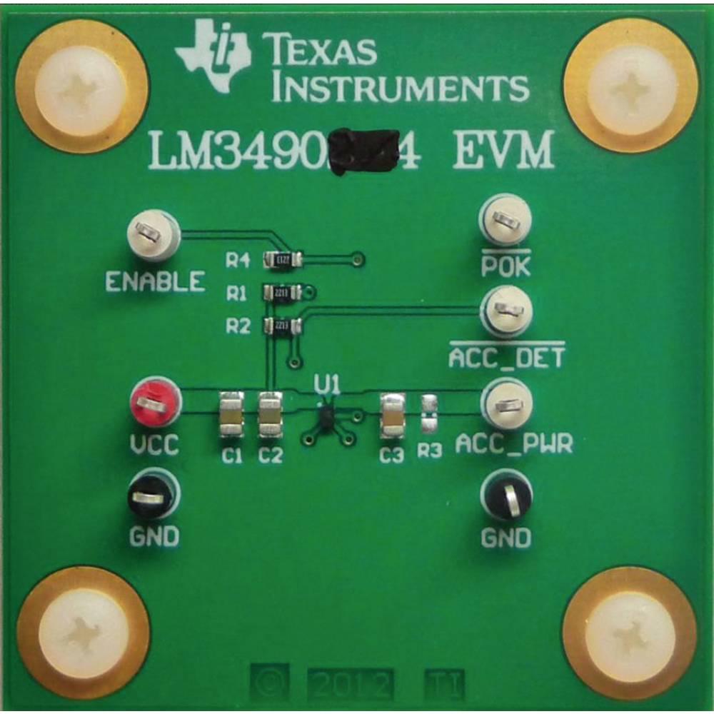 Razvojna plošča Texas Instruments LM34904EVM/NOPB