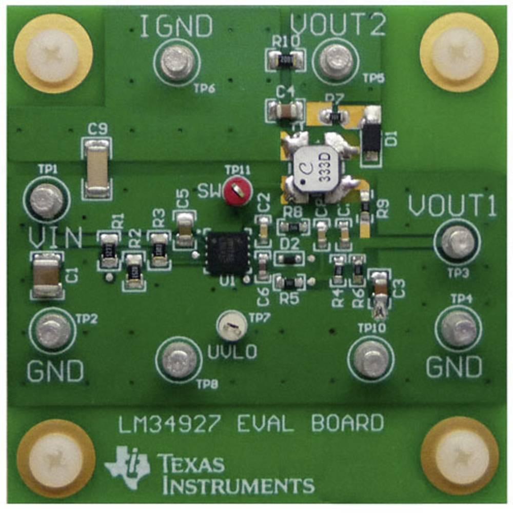 Razvojna plošča Texas Instruments LM34927EVAL/NOPB