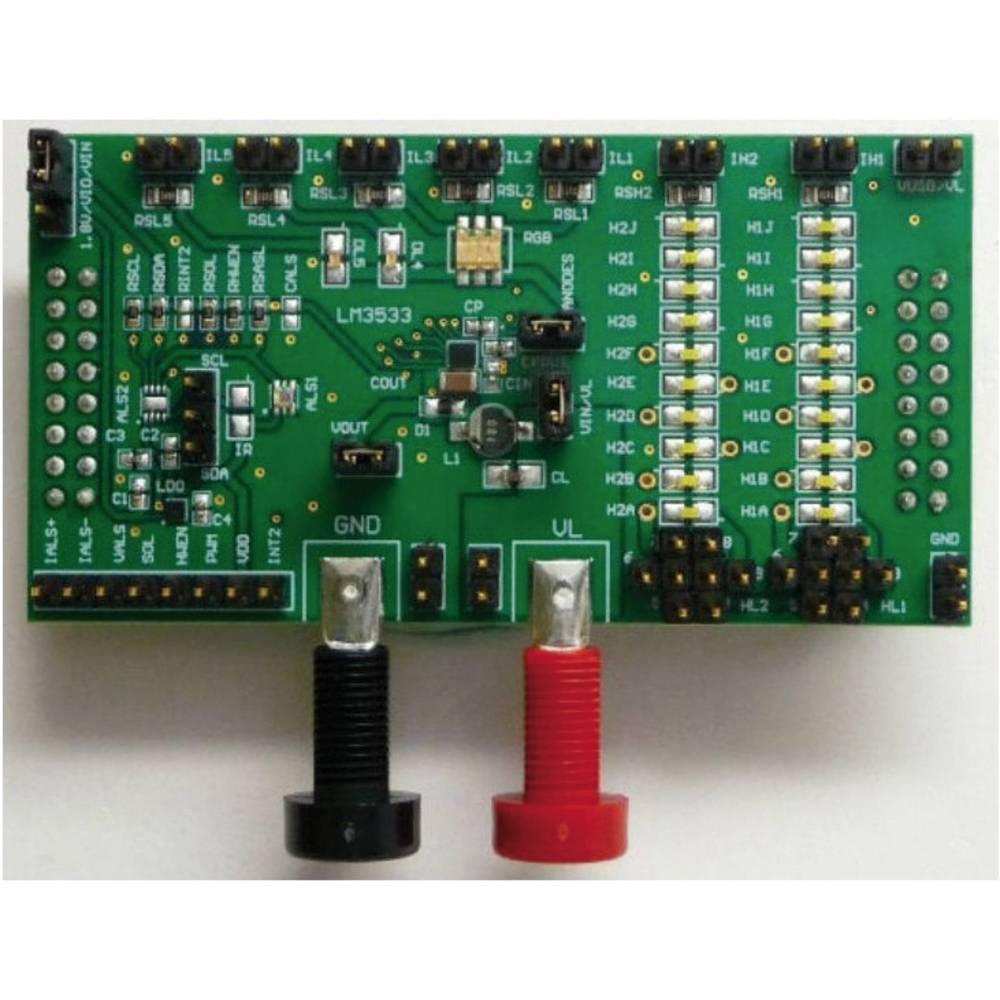 Razvojna plošča Texas Instruments LM3533EVAL/NOPB