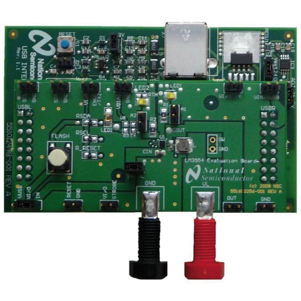 Razvojna plošča Texas Instruments LM3554TMEEV/NOPB