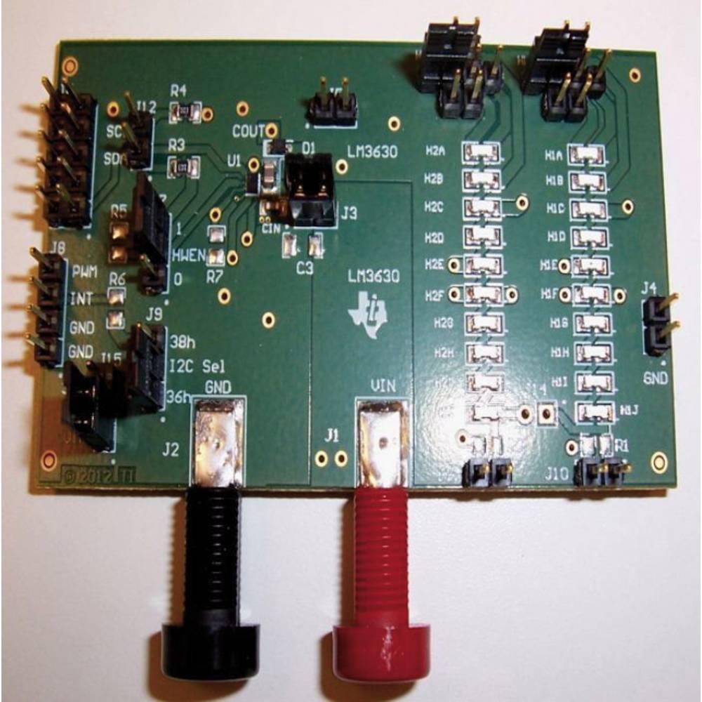 Razvojna plošča Texas Instruments LM3630EVM