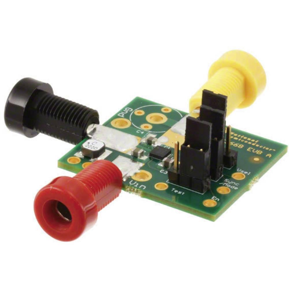 Razvojna plošča Texas Instruments LM3668SD-2833EV/NOPB