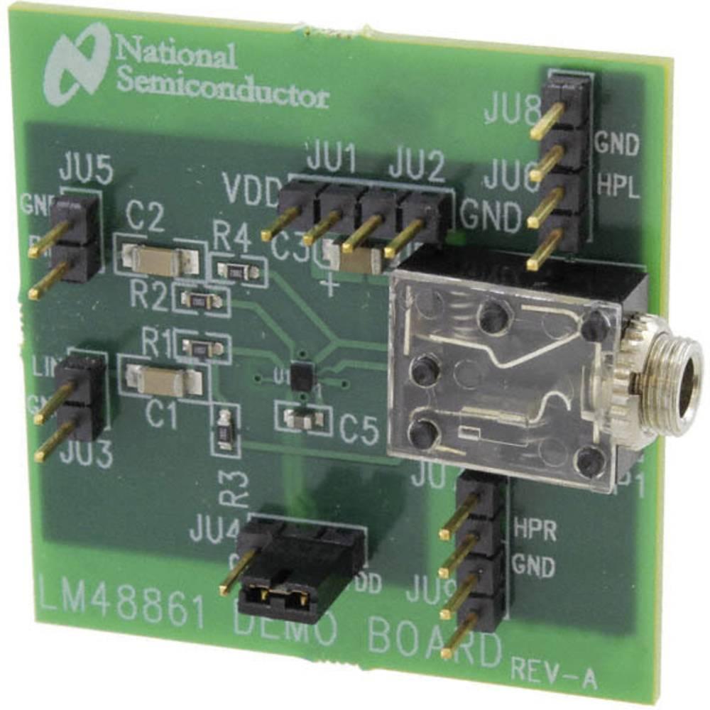 Razvojna plošča Texas Instruments LM48861TMBD/NOPB