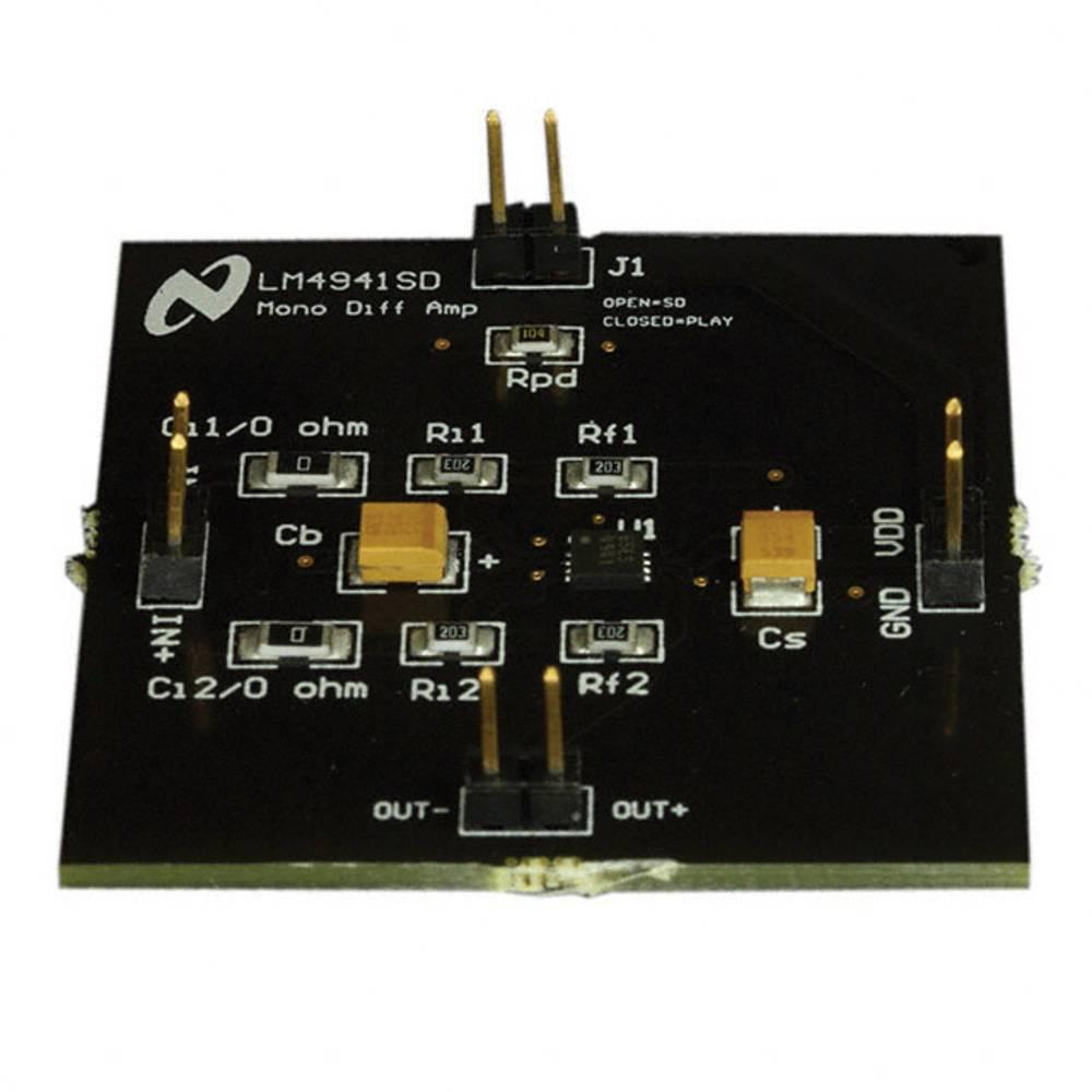 Razvojna plošča Texas Instruments LM4941SDBD/NOPB