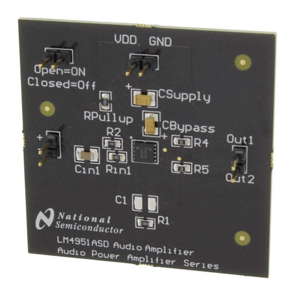 Razvojna plošča Texas Instruments LM4951ASDBD/NOPB