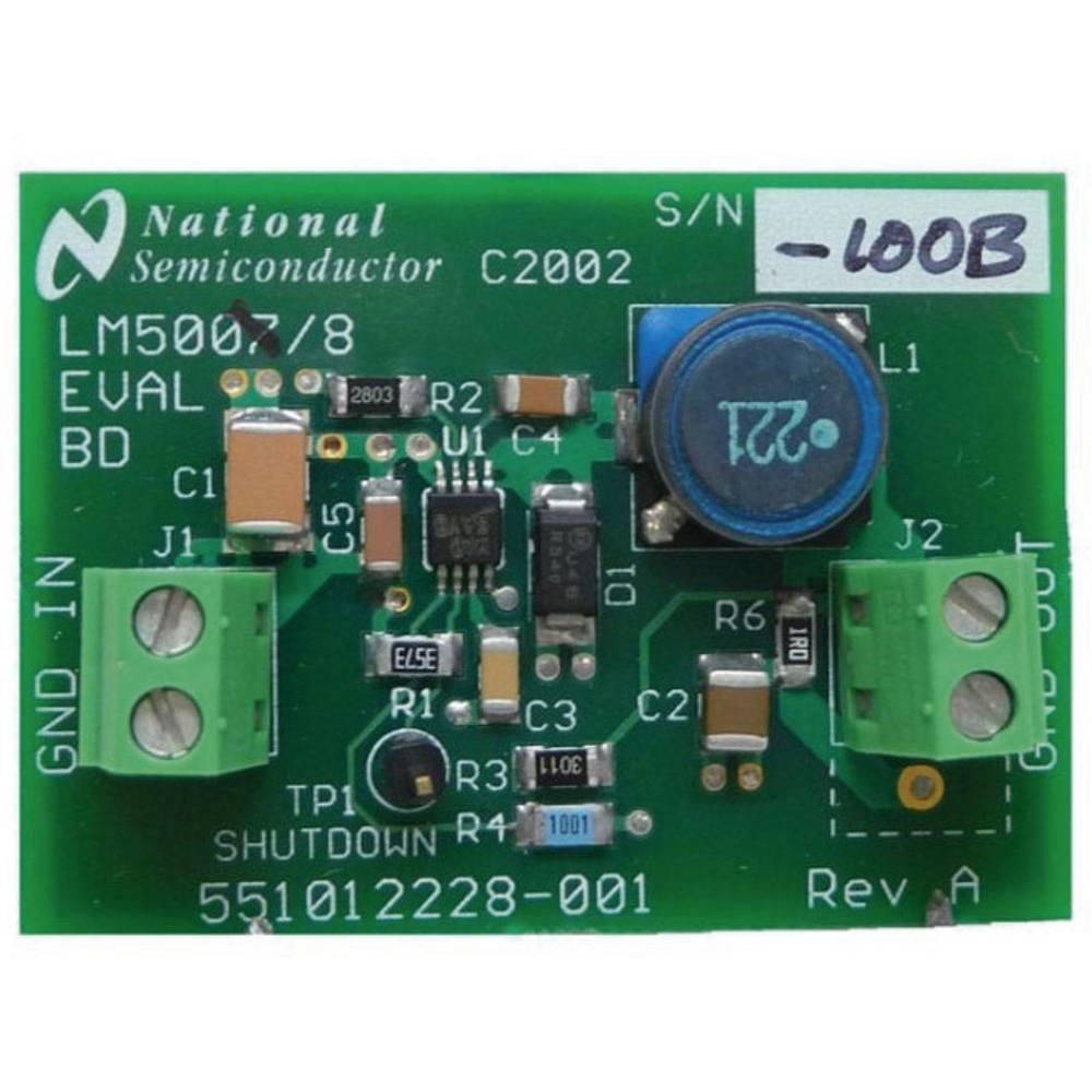 Razvojna plošča Texas Instruments LM5008EVAL/NOPB