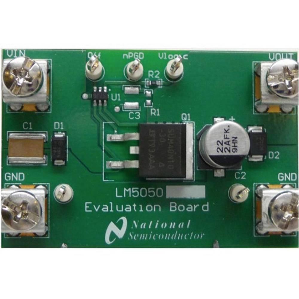 Razvojna plošča Texas Instruments LM5050MK-2EVAL/NOPB