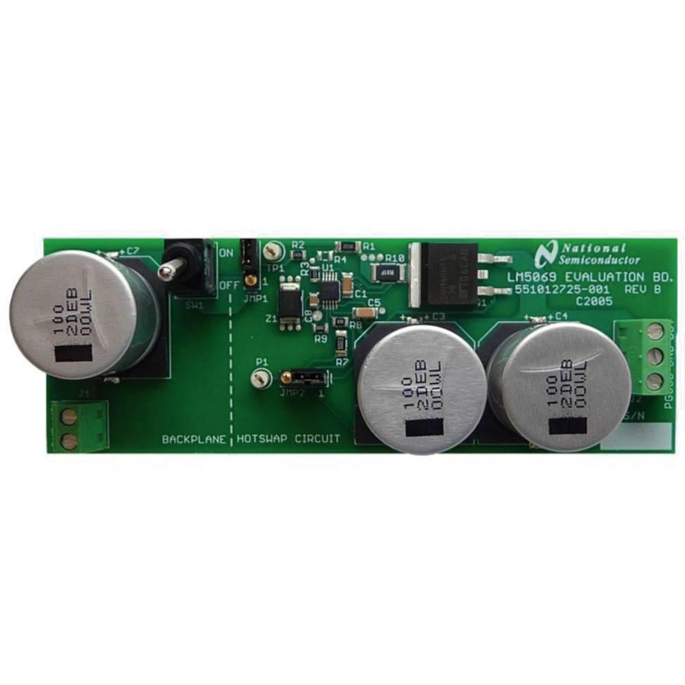Razvojna plošča Texas Instruments LM5069EVAL/NOPB